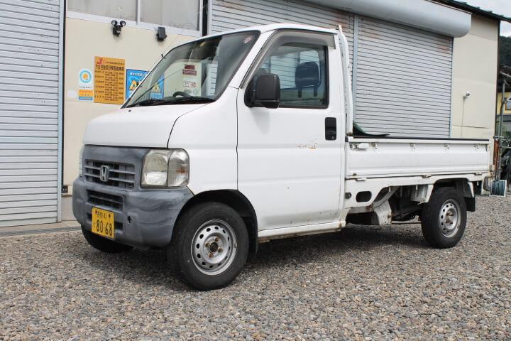 ホンダH11年HA7アクティトラック